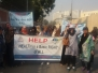 WALK WITH HELP (NGO) ON THE OCCASION OF UNIVERSAL DAY OF HEALTH CARE