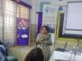 Women's Day celebration by Konpal at Public Health School 09-03-2019